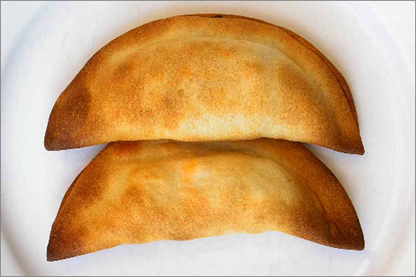 Empanadillas Ligeras
