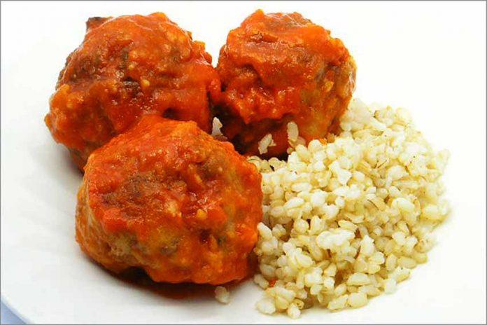 Receta de albóndigas vegetarianas fácil y rápida