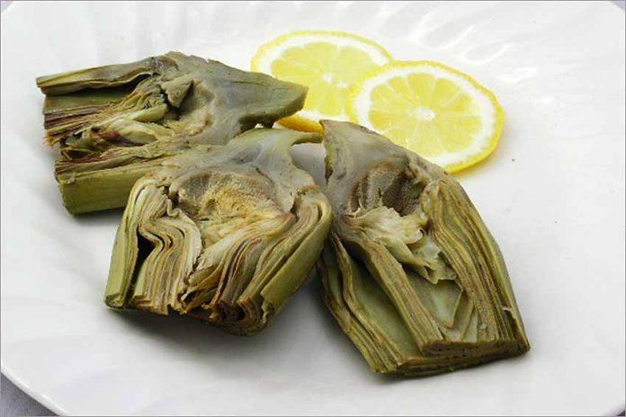 Receta de alcachofas marinadas fácil y rápida
