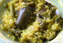 Receta de arroz con verduras en olla fácil y rápida