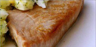 Receta de atún en vinagreta fácil y rápida