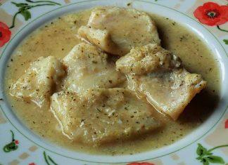Receta de Bacalao en salsa verde fácil y rápida