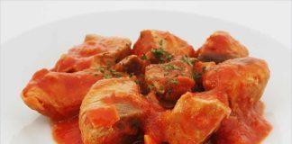 Receta de bonito con cebolla y tomate fácil y rápida