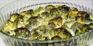Receta de brócoli con queso azul fácil y rápida