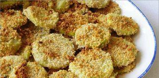 Receta de chips de calabacín fácil y rápida