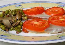 Receta de chuletas de Sajonia al horno fácil y rápida