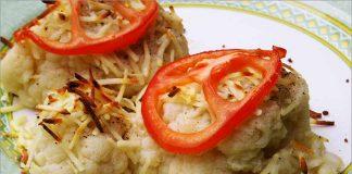 Receta de coliflor con tomate fácil y rápida