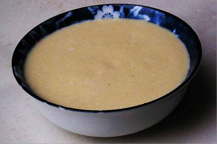 Receta de crema de puerros fácil y rápida
