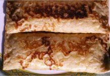 Receta de crepes de jamón y queso fácil y rápida