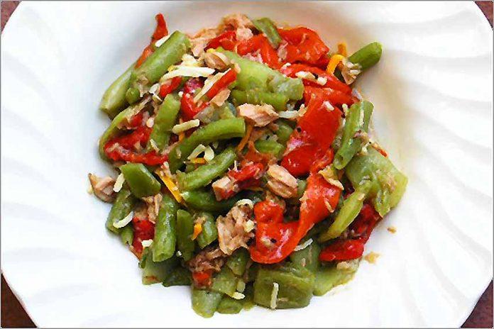 Receta de ensalada de verano fácil y rápida