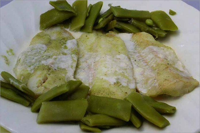 Receta de filetes de merluza a la crema fácil y rápida