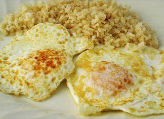 Receta de huevos vuelta y vuelta fácil y rápida