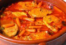 Receta de filetes de lomo en salsa fácil y rápida