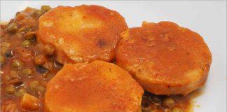 Receta de merluza en salsa facilísima