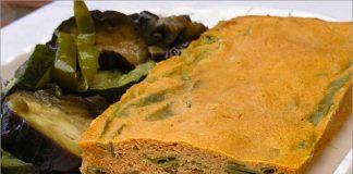 Receta de pastel de atún y verduras fácil y rápida
