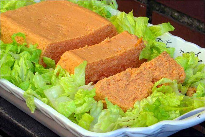 Receta de pastel de cabracho fácil y rápida