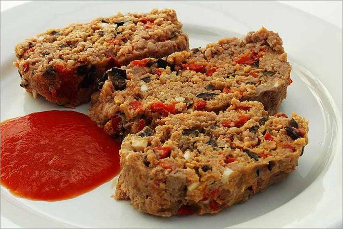 Receta de pastel de carne picada fácil y rápida