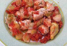 Receta de pavo con verduras fácil y rápida