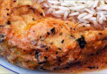 Receta de pollo a las hierbas fácil y rápida