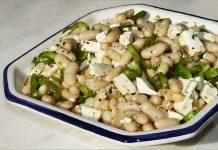 Receta de salpicón de alubias blancas fácil y rápida