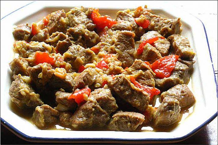 Receta de solomillo de cerdo con salsa de soja fácil y rápida