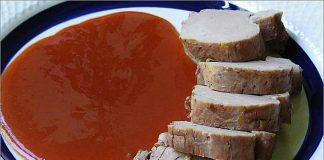 Receta de solomillo ibérico con salsa Cumberland fácil y rápida