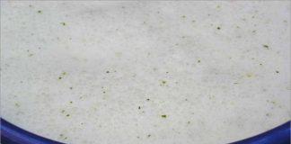 Receta de sopa de yogur con pepino fácil y rápida