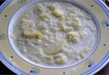 Receta de sopa a la parisina fácil y rápida