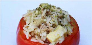 Receta de tomates rellenos fácil y rápida