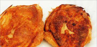 Receta de torrijas con miel fácil y rápida