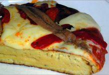Receta de tortilla italiana fácil y rápida